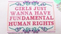 20 bordados feministas para dar o recado com (OU SEM)