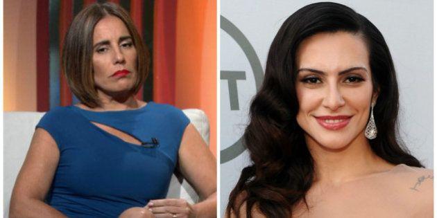 CLeo Pires não viu graça nas piadas sobre o Oscar e defendeu a mãe, Glória Pires, no