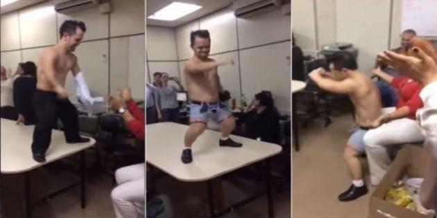 Secretário descarta expulsar policiais por caso de anão no Denarc: 'Não acho