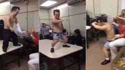 Secretário diz que não acha 'proporcional' expulsar policiais após festa com anão em