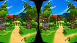Brasileiro cria jogo 3D para pessoas com deficiência