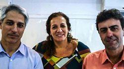 Molon, Jandira e Freixo fecham apoio contra Pedro Paulo nas eleições para Prefeitura do