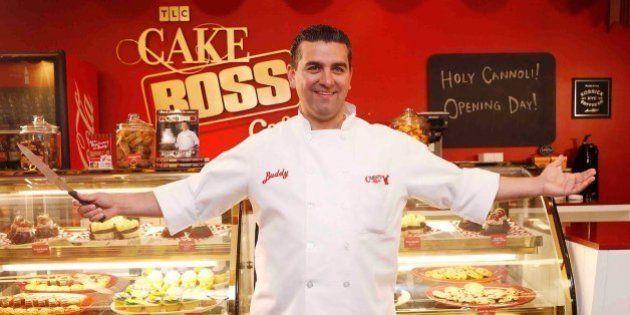 Estrela do programa Cake Boss, Buddy Valastro vai abrir loja no