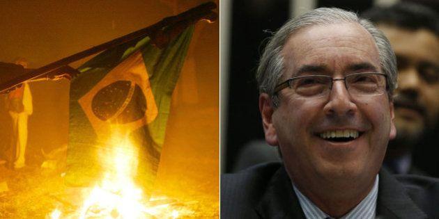 Quem vai parar Eduardo Cunha? Pense