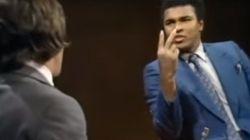 ASSISTA: Bem humorado e honesto, Muhammad Ali faz relato impressionante sobre