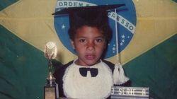 Eu fui uma criança