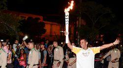 EMOCIONANTE! Homenagem a Luiz Gonzaga marca passagem da tocha olímpica por