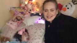Adele realiza o sonho de uma garotinha doente ao