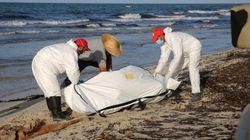 Tragédia: Sobe para 133 número de corpos encontrados na costa da