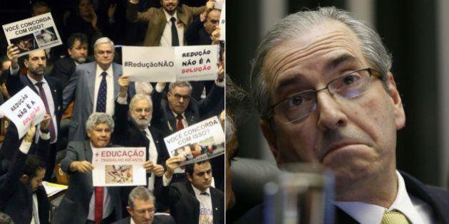 OAB e deputados vão ao STF contra manobra de Cunha que reduziu a maioridade