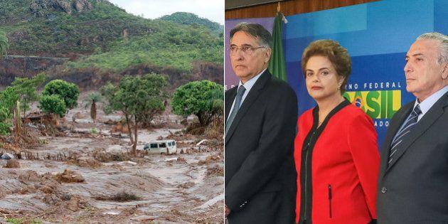 Samarco, Vale e BHP Billiton fecham acordo bilionário com o governo brasileiro pela tragédia de Mariana