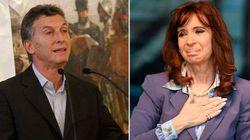 Macri diz que Cristina Kirchner 'não quer colaborar' na transição de poder na