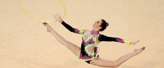 Quem é Natália Gaudio, nossa representante na ginástica rítmica no Rio