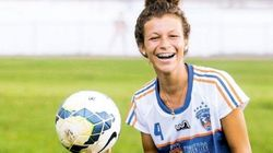 A jogadora que saiu da Taça das Favelas direto para a seleção