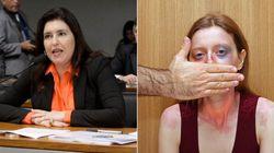 ASSISTA: Senadora quer combate à violência contra a mulher na grade escolar do