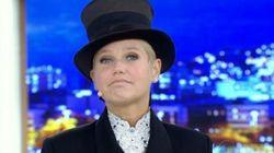 Xuxa sincera: 'Acho que as pessoas não gostam do que tenho pra