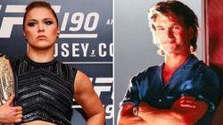 Ronda vai protagonizar remake de filme dos anos 80 que tinha Patrick
