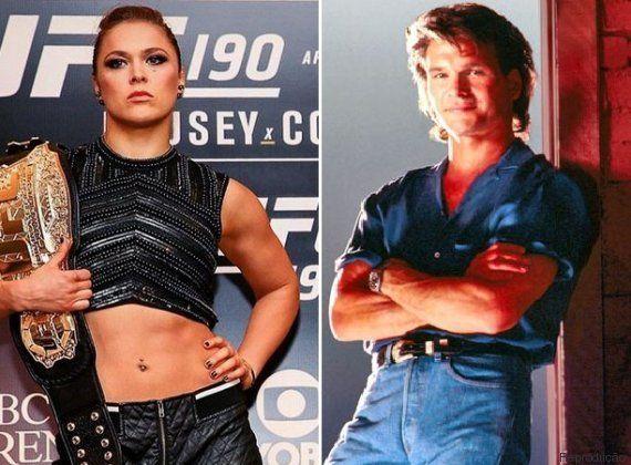 Ronda vai protagonizar remake de filme (trash) dos anos 80 que tinha Patrick