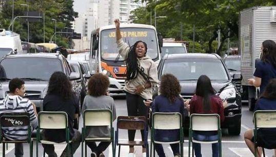 A força dos estudantes das ocupações de São Paulo em imagens