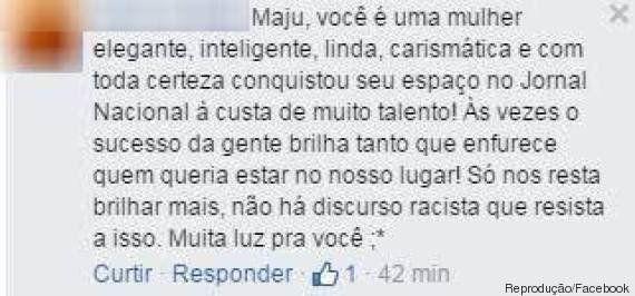 Maju Coutinho: garota do tempo do Jornal Nacional é alvo de racismo nas redes sociais do programa da