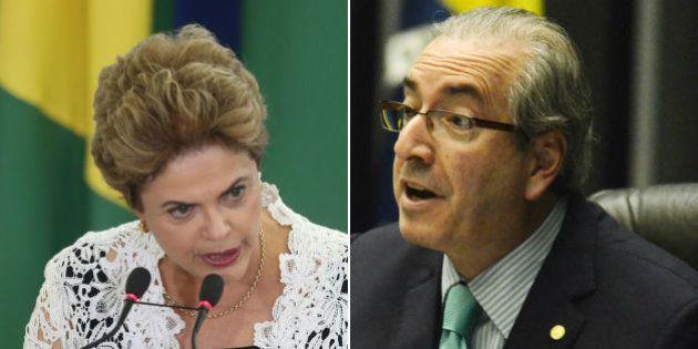 Cunha aceita pedido de abertura de processo de impeachment contra Dilma