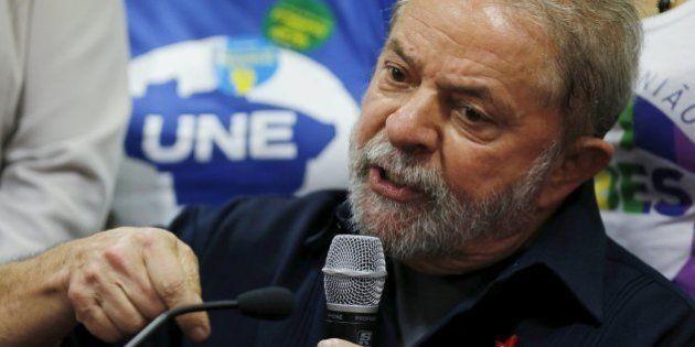 Alvo da operação Lava Jato, Lula ataca Ministério Público e imprensa: 'Por que a Rede Globo não me empresta...