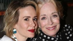 Love is in the air! Sarah Paulson confirma namoro com Holland