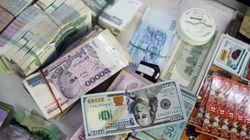 Dólar registra a maior queda semanal após Lava Jato atingir