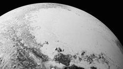 Estas são as primeiras fotos de Plutão desde que a New Horizons passou