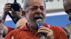 Lula: 'Se quiserem me derrotar, vão ter de me enfrentar nas