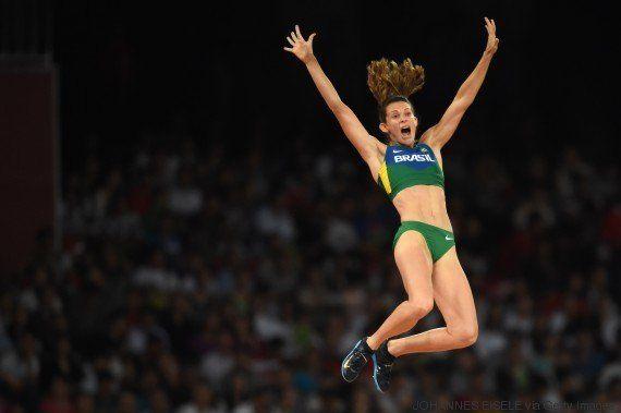 De olho em Rio 2016, Fabiana Murer quer ampliar recorde e criar 'problema' para os mais