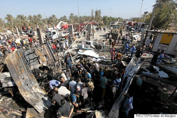 Caminhão-bomba do Estado Islâmico mata 60 pessoas ao sul de