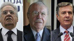 Contratos da Odebrecht com FHC, Sarney e Collor estão na mira do