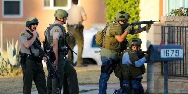 Polícia identifica casal como autor do tiroteio na Califórnia; Obama pede controle na venda de