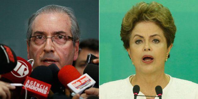 'A presidente mentiu à Nação', reage Eduardo Cunha após indignação de Dilma com processo de