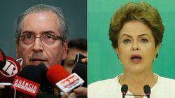 Cunha reage e diz que Dilma 'mentiu à Nação' após pedido de