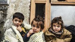 Mais de 100 mil pedidos de asilo na Europa são de crianças, indica