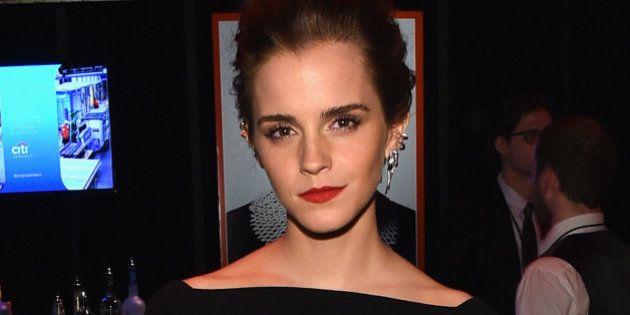 Emma Watson diz que foi desencorajada a dizer 'feminismo' em discurso da campanha