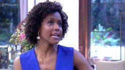 Maju Coutinho sobre racismo: 'O que sofria na sala de aula, agora sofro nas redes