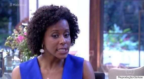 Maju Coutinho vai ao 'Mais Você' e fala sobre racismo: 'O que sofria na sala de aula, agora sofro nas...