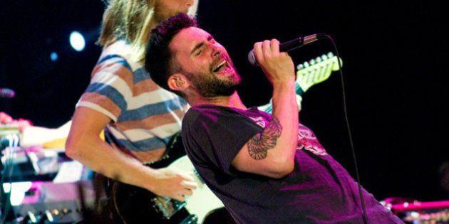 Mais uma chance! Maroon 5 anuncia show extra no