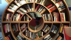 11 estantes de livros que qualquer leitor adoraria ter em