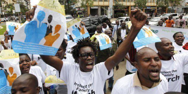 Parlamentar queniano alerta Obama a não defender agenda gay no