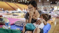 Quase um mês após rompimento de barragens, famílias aguardam auxílio da