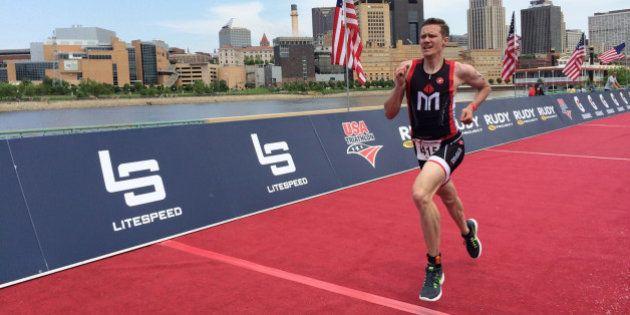 Chris Mosier, o primeiro atleta transgênero da história a entrar para uma seleção