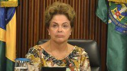 Dilma pede repúdio aos que querem sempre a