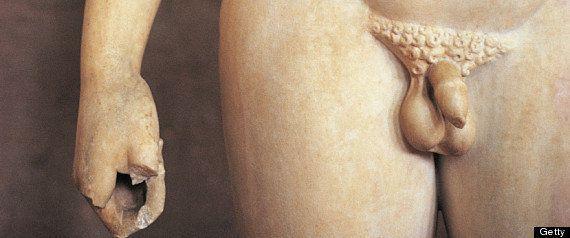 Um pequeno guia sobre o pênis História da Arte
