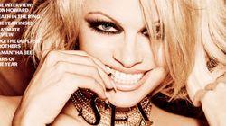 Pamela Anderson estampa capa da última da Playboy americana com