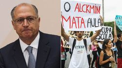 PESQUISA: Nunca a popularidade de Alckmin esteve tão