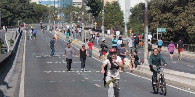 Minhocão: Prefeitura de SP fecha Elevado Costa e Silva aos